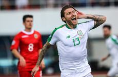 Misfiring Ireland shake off Gibraltar and tough conditions to start Euro campaign with a win
