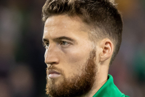 Doherty will play in midfield for Ireland.