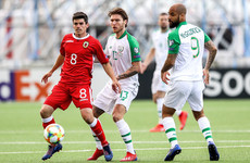 LIVE: Gibraltar vs Ireland, Euro 2020 qualifier