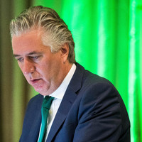 John Delaney steps down as chief executive to take up new FAI position