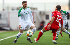 McCarthy admits his Matt Doherty experiment didn't work in Gibraltar struggle
