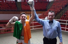 Ireland's youngest professional boxer, 17, stops fourth consecutive opponent