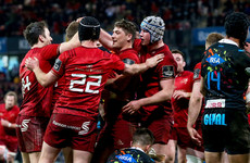 Munster forced to dig deep to secure win over Zebre