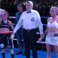 Dublin's Lynn Harvey stopped in Spain as European title tilt falls short