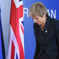 Theresa May holds crisis talks amid reports she's facing a 'cabinet coup'