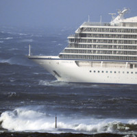 Cruise ship reaches Norway port after engine problems prompted evacuation