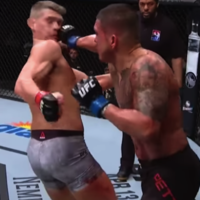 Wonderboy stopped for the first time by stunning Pettis 'Superman' KO