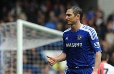 Frank Lampard targeting 'greatest achievement'