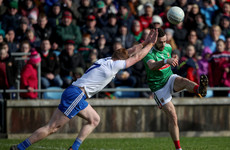 2-2 from McLoughlin helps Mayo book first Division 1 final in seven years