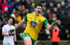 Donegal secure promotion back to Division 1 with straightforward 13-point defeat of Kildare