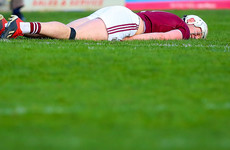 Galway concern at Canning injury after star forward stretchered off in Déise defeat