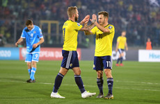Russell and McLean on target as Scotland see off San Marino after Kazakhstan humiliation