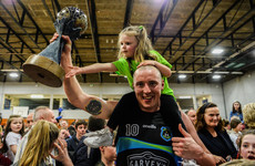 'We wanted something the whole town could get behind': Kieran Donaghy's Tralee Warriors crowned basketball champions