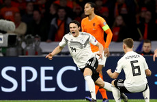Schulz's 90th-minute winner seals dramatic late win for Germany over the Netherlands