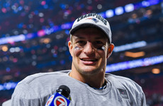 New England Patriots' tight end Rob Gronkowski announces retirement aged 29