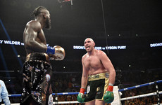 Fury's US promoter Arum doesn't see Wilder rematch happening until 2020