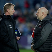 Ulster rearing to go for 'brilliant challenge' of Leinster despite injuries and errors