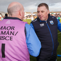 'We have a game next week against the best team in the country in Limerick. But isn't it brilliant to be there?'
