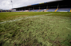 'It's in a bad state now' - Fixture changes as Semple Stadium to close until early May for pitch repair work