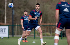 Van Graan backs 'refreshed' Murray as Munster set out to enjoy Edinburgh clash