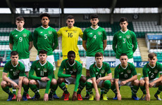 Ireland U17s beaten in final game before European Championships