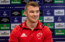 O'Mahony putting 'strange' reaction to Six Nations behind him and slots back into big-game mode
