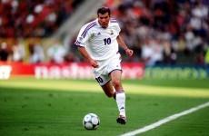 19 days to Euro 2012: We miss you, Zizou