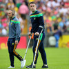 Donegal star nearing return after cruciate injury