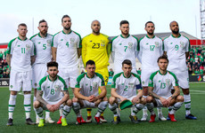 Do you agree with our Ireland team to face Georgia?