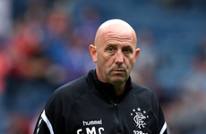 Rangers assistant boss McAllister loses three teeth after being attacked outside Leeds bar
