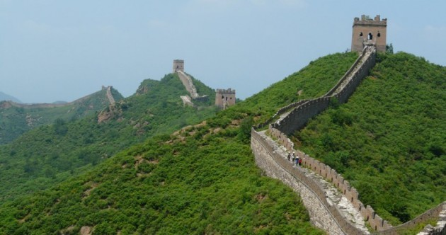 In pics: Part of the Great Wall of China most tourists never see