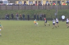 Offaly forward pulls off masterclass in time-wasting at the death of relegation battle