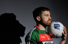 Barrett: 'It's the most competitive Mayo squad that I've ever been involved in'