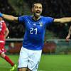 Sampdoria veteran makes history as Italy romp to victory
