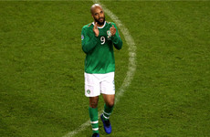 McGoldrick overcomes 'tough time with Ireland' to deliver man-of-the-match display
