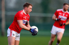 Relief over injury fears for Cork forward after hamstring scan