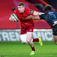Farrell champing at the bit ahead of Europe after shaking off rust