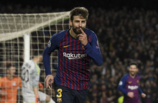 'I'm performing better for Barcelona since I left Spain' - no regrets for Pique over international exit