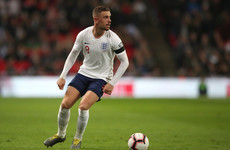 Montenegro defender slams Liverpool's Henderson for 'ugly and disrespectful' jersey jibe