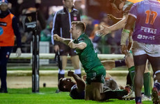 Aki, Marmion and Carty start as Connacht rotate for Challenge Cup quarter-final