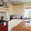 'It's always bright even on the darkest of days': Bernie shares her charming period-style kitchen