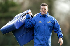 Is John Fogarty the perfect fit as Andy Farrell's Ireland scrum coach?