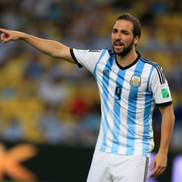 Argentina star Gonzalo Higuain confirms retirement from international football