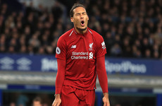 Virgil van Dijk could lose his house after landlord Solskjaer secures Man United job