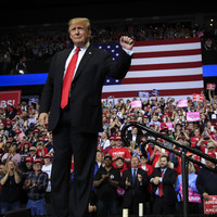 'Ridiculous bullsh*t': Trump hits out at 'single greatest hoax' at first rally since Mueller report