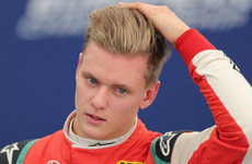 Schumacher's 20-year-old son 'deserves' Formula One chance - Vettel
