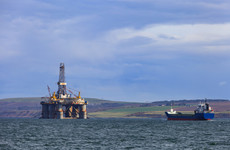 Poll: Should oil and gas drilling be banned in Irish waters?
