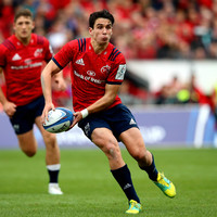 Carbery returns and O'Donoghue earns start as Munster name side for Edinburgh