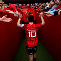 Carbery's class the key for Munster in evenly-matched Edinburgh tie