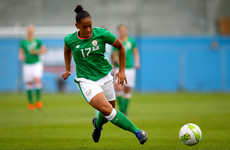 Wexford striker Rianna Jarrett called into Ireland squad to face Italy